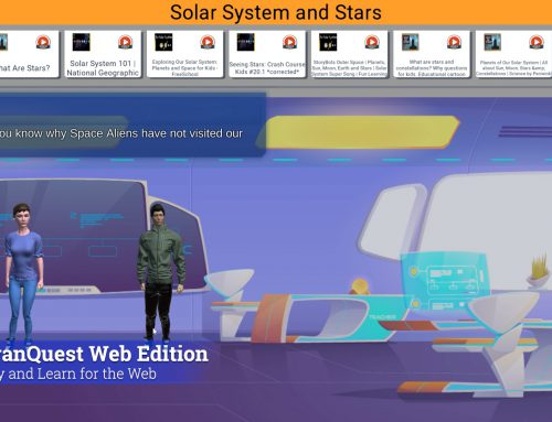 GyanQuest Web Edition v1 for Chromebooks and web browsers is now live